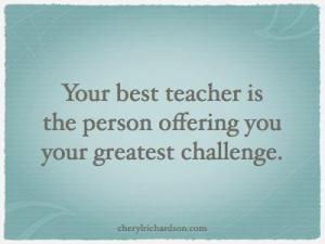 Greatest Teacher