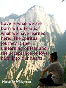 Acceptance of love