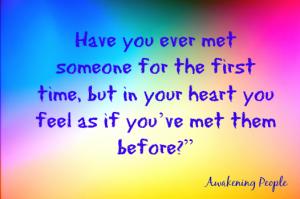 Met Someone