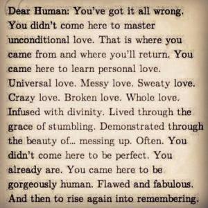 Dear Human