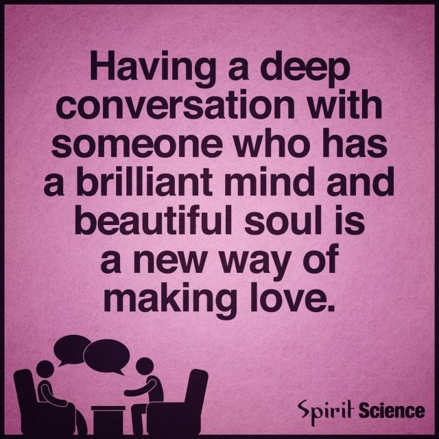 Deep Conversation