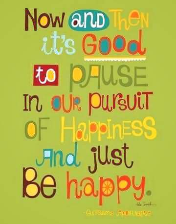 just-be-happy