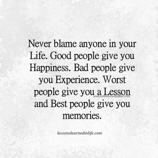 never-blame