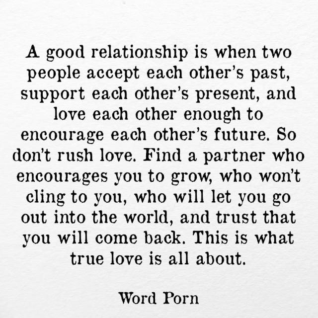 good-relationship